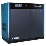 máy nén khí trục vít không dầu kobelco