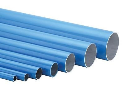 How to calculate compressed air pipe diameter