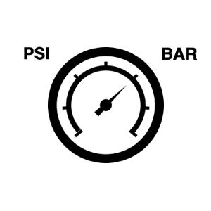 PSI to BAR
