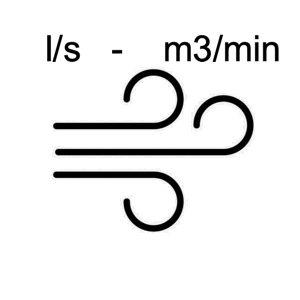 L/S to M3/MIN